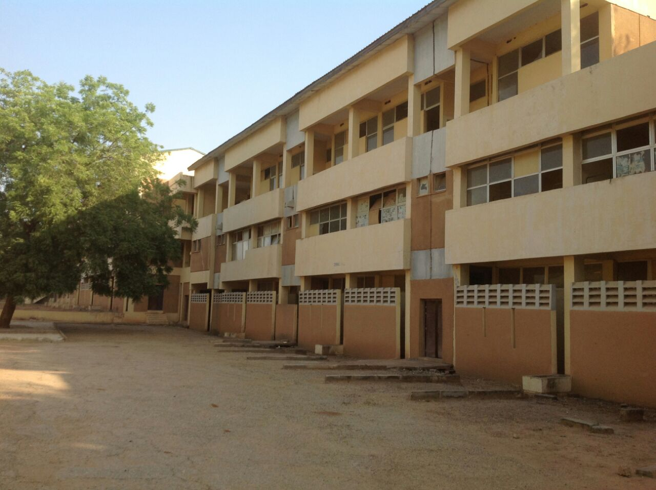 Students' Hostel Accommodation